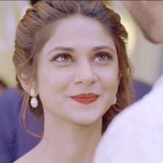 Her heart touching smile. Fancy Hairstyles, Bride Hairstyles, Jennifer Winget Beyhadh, Girls Dpz, Celebs, Celebrities, Beautiful Actresses, Indian Beauty, Girl Pictures