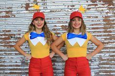 Tweede Dee & Tweedle Dum Costume | CGH | Brooklyn & Bailey