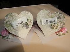 Diy And Crafts, Place Card Holders, Invitations, Homemade, Cards, Google, Wedding Ideas, Search, Table