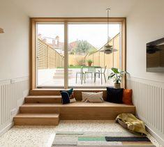 Küchen Design, House Design, Living Area, Living Spaces, Natural Interior, Annex, Apartment Design, Windows And Doors, Decor Interior Design