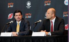 Devils/76ers Press Conference. January 2014.