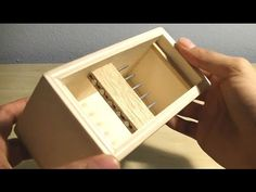 92% Was Not Able To Open This Puzzle Box... Can You? - YouTube