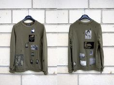 raf simons patches - Google Search
