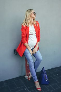 My Maternity Style – By Nikki Phillips