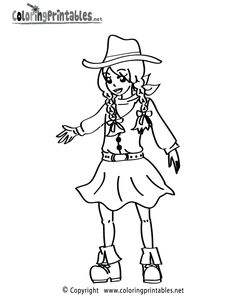 FREE PRINTABLE RODEO COLORING PAGES BY DANCING COWGIRL DESIGN If you ...