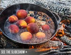1000+ images about Over the coals on Pinterest | Campfires, Baba ...
