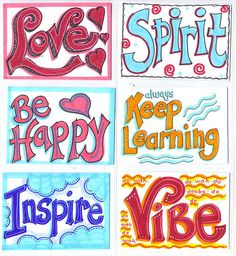 #creative #lettering #art #journaling- like this. could use these alot of ways