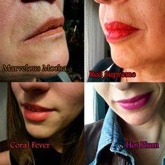 Labiales opacos, son los nuevos Ultra Color Matte de Avon Mocha, Avon, Coral, Movies, Movie Posters, Makeup Lips, Beauty, Films, Film Poster
