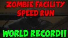 Zombie Facility CS:GO :: SPEED RUN (0:03:17) by nolif
