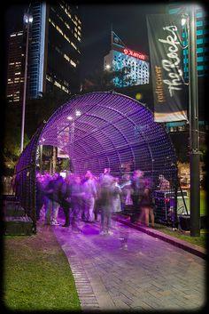 Vivid Sydney 2013: Installation 24: Hundreds and Thousands | Flickr - Photo Sharing!