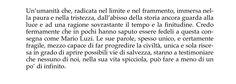 Gianni Festa su. Mario Luzi