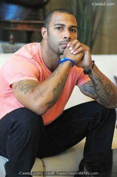 Omari Hardwick - man, he is one beautiful brother. Hot Guys, Hot Black Guys, Fine Black Men, Handsome Black Men, Fine Men, My Black Is Beautiful, Gorgeous Men, Beautiful People, Pretty People