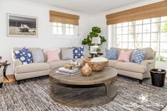 Living Room by Kathryn Miller Interiors