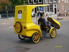 Dutch Taxi???