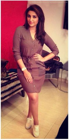 Parineeti looking sweet as always