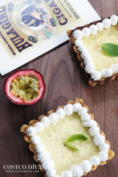 This last January on our family trip to Maui I discovered a little bakery in Kihei which makes Lilikoi (passion fruit) tarts that are to die for. Here is my version of them, you'll really like them and they are gluten free too!