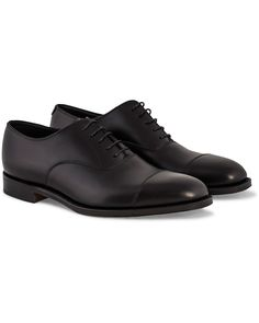 b33e0bfb Loake 1880 Aldwych Oxford Black Calf i gruppen Skor hos Care of Carl  (10629611r)