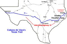 The Journal of Alvar Nunez Cabeza De Vaca - Part 3 of 5 - Texas