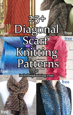 Knitting patterns scarves awesome 45 ideas for 2019 Cable Knitting Patterns, Free Knitting, Scarf Patterns, Knit And Crochet Now, Crochet Cape, Crochet Bikini, Crochet Scarves, Knitting Scarves, Crochet Vests