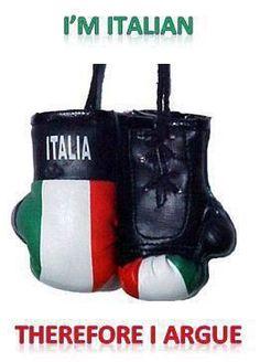 #Italian Stubbornness!