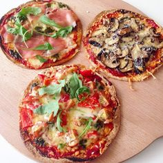 Healthy Living in Heels: Pizza Party!