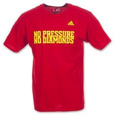 No Pressure No Diamonds | adidas