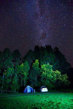 Camp Milky Way, Illawarra, Australia