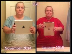 """Laurie's 90 Day Skinny Fiber Journey 90 Day Challenge Complete!!!! Laurie's Skinny Fiber Journey """"I have been horribly overweight all my life. Plagued w/embarrassment, low self-esteem, chronic sinu..."""