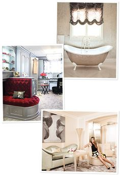 50 Celebrity Rooms to Be Inspired By - More from Inside Richards's Home from #InStyle