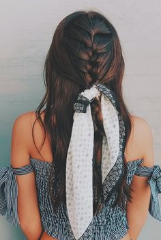 Cool And Must-Have Summer Hairstyles For Women; Must-Have Summer Hairstyles; Summer Hairstyles For Women; Scarf Hairstyles, Summer Hairstyles, Trendy Hairstyles, Braided Hairstyles, Wedding Hairstyles, Braided Mohawk, Hairstyles Videos, Hairstyles For Concerts, Cute School Hairstyles