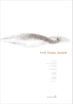Graduate Exhibition by James Walker, via Behance