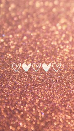 Fondo de Pantalla iphone - Fondo dorado de corazon - Wallpaper World Iphone 6 Wallpaper Backgrounds, Wallpaper World, Wallpaper For Your Phone, Cute Wallpaper Backgrounds, Cute Wallpapers, Wallpaper Quotes, Bokeh Wallpaper, Rose Gold Wallpaper, Glitter Wallpaper