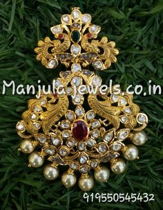 The price of gold for jewelry is an interesting question. Obviously, it will depend a lot on the current spot price for gold bullion. Many people have legitimate questions about gold prices such as how do you determine the cost of gold jewelry? Jewelry Model, Ear Jewelry, Photo Jewelry, Pendant Jewelry, Gold Jewelry, Gold Necklace, Gold Earrings Designs, Gold Jewellery Design, Necklace Designs