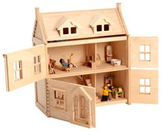 Victorian Dollhouse / A present idea from the @nytimes 2015 Holiday Gift Guide