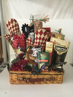 Italian Gift Baskets - made just for you