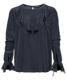 Beautiful Blouses, Long Sleeve, Sleeves, Tops, Products, Fashion, Moda, La Mode, Shell Tops
