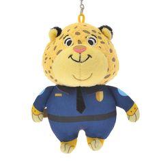 Zootopia Clawhauser Plush Key Chain Badge ❤ Disney Store Japan | Toys & Hobbies, Stuffed Animals, Disney | eBay!