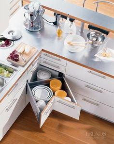 Great storage - Trends Kitchen