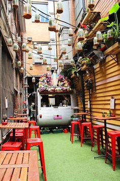 Chuckle Park Bar & Cafe Melbourne