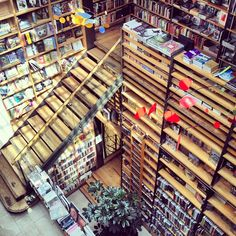 Mexico City's answer to The Strand – Pendulo Bookstore