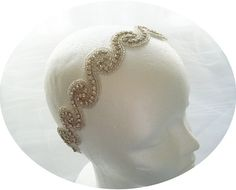 PRISCILLA  Luxe Bridal Couture Crystals by luxebridalcouture, $70.00