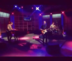 Michelle Chamuel Performs for Canadian TV, 3/4/2015