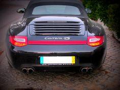 Porsche 911 997.2 Carrera 4S Cabrio