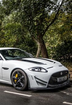 Jaguar XKRS-GT British Car Brands, American Classic Cars, Jaguar Xk, Racing Stripes, Top Cars, Amazing Cars, Motor Car, Exotic Cars, Cars Motorcycles