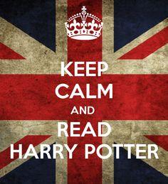 Read Harry Potter always !!