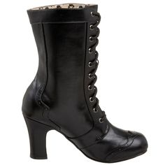 T.U.K. Woman's A6377L Lace up boot :) want these!