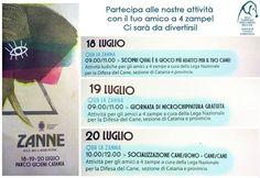 Weekend ricco di #eventi organizzati dalla #LegadelCane di #Catania