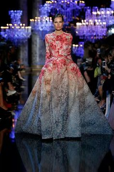 Elie Saab Houte Couture Fall Winter 2014/15