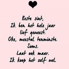 #Quote #Sinterklaas www.kidsdinge.com http://instagram.com/kidsdinge https://www.facebook.com/kidsdingecom-Origineel-speelgoed-hebbedingen-voor-hippe-kids-160122710686387/ #toys #Speelgoed #Kidsroom #Kidsdinge