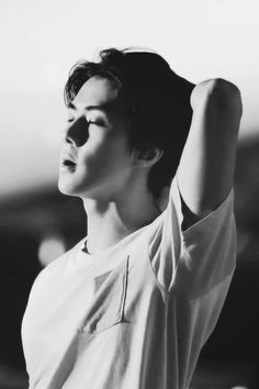 black & white sehun